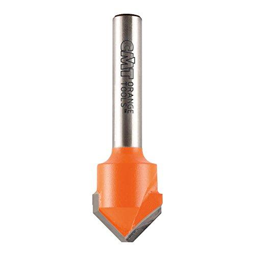 Cmt orange Tools 915.001.11-Falzen Bits in V (90Grad) HW S 8D 18x 7,45x 60(Alucobond)