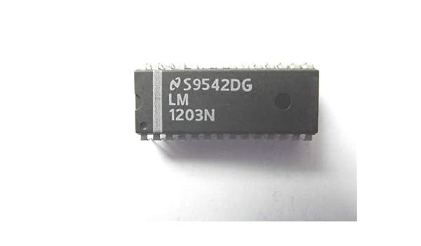 TI//Burr-Brown DAC715P 16-bit 100ksps DAC with 16-Bit Bus Interface DIP-28