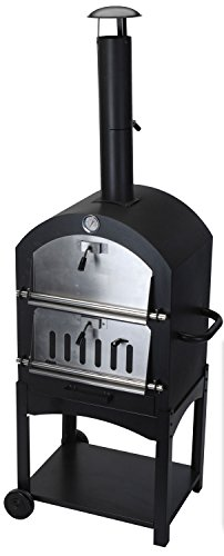 Traditional BBQ/Pizza Oven