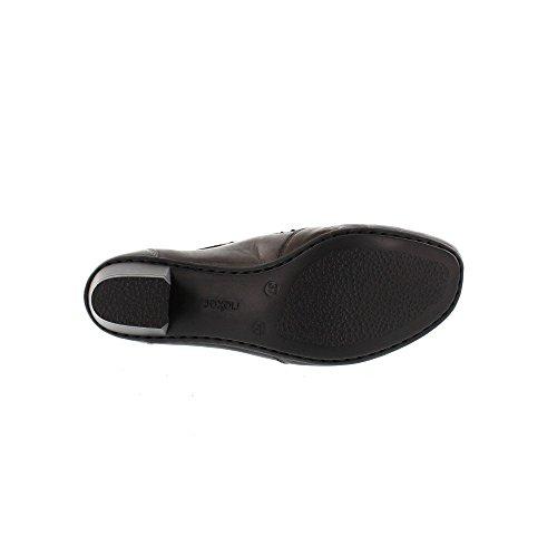 Rieker 53862, pantoufles femme Grau