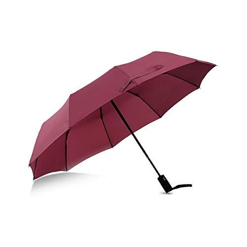 Suxman Paraguas Compacto y Resistente al Viento
