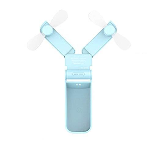 Webla Mini ventilador alimentado por batería USB