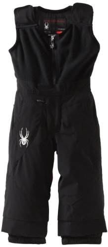 Spyder Boy 's Mini Expedition Pant, Jungen, schwarz / schwarz (Pant Expedition)