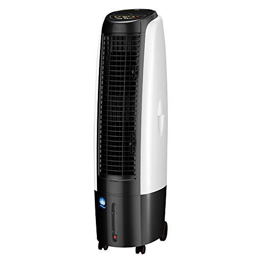 XIAOXIAO Ventilador de la torre de silencio móvil 51 pulgadas Configuración de 4 velocidades Salida...