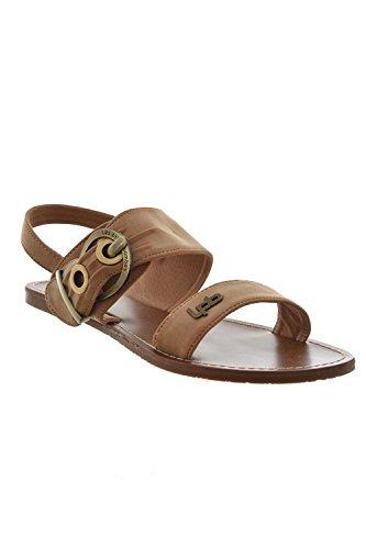 Sandali, nu les p'tites bombes piedi Pervinca, colore: beige, Beige (Beige), 40