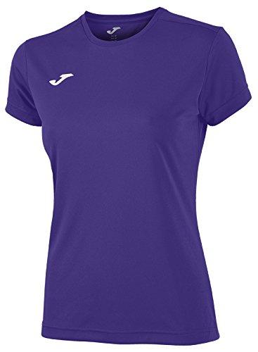 Joma 900248.550 - Camiseta para Mujer, Color Morado, Talla XL