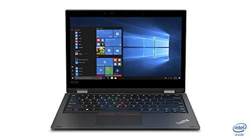 LENOVO ThinkPad L390 Yoga i7-8565U 33,8cm 13,3Zoll FHD Touch 8GB 256GB PCIe-SSD W10P64 IntelUHD 620 FPR Cam -Black (I7 Yoga Lenovo Thinkpad)