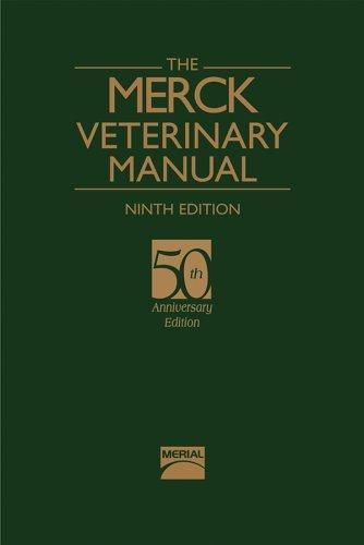 The Merck Veterinary Manual