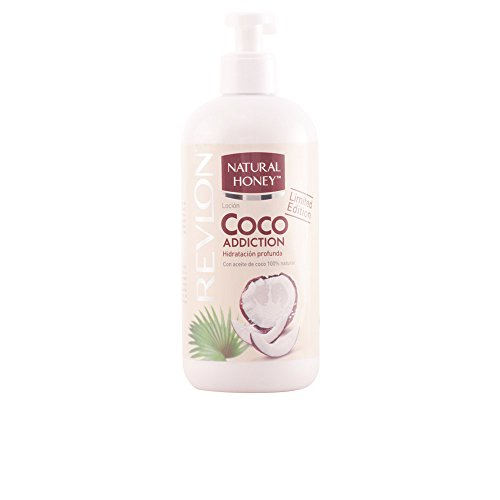 Natural Honey Coco Addiction Lotion Corporelle 400 ml