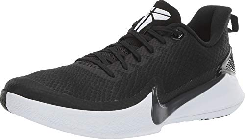 Nike Herren Mamba Focus Basketballschuhe, Schwarz (Black/Anthracite/White 000), 45 EU