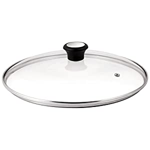 Tefal Compatible Glass Lid, 20 cm - Transparent