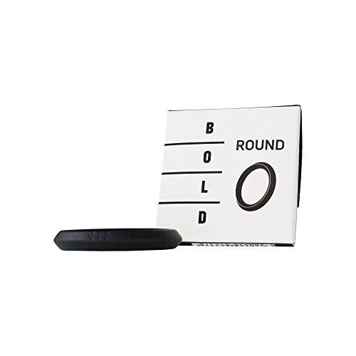 BOLD Round Penisring - Cockring für Männer mit Stil, perfektes Sexspielzeug für ihn und Paare, sorgt für harte Erektion und intensive Orgasmen