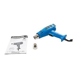 Silverline 947560 Pistola Decapadora por Aire Caliente, 1500 W, 1 V