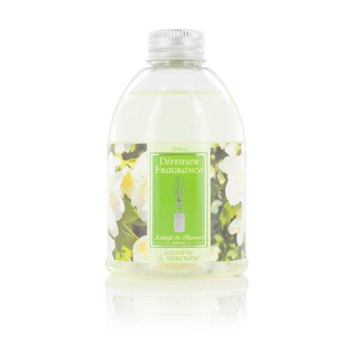 Diffuser Nachfüllflasche für Raumduftstäbchen, Duft Jasmin &tuberose
