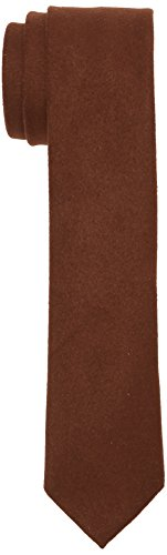 BOSS Orange Herren Krawatte Tie 5 cm 10195794 01, Gr. One size, Braun (open Brown 240)
