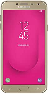 Samsung Galaxy J4 (Gold, 16GB)