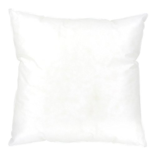 Coussin à recouvrir 55x55 cm, garnissage Fibres polyester - coussin Malin