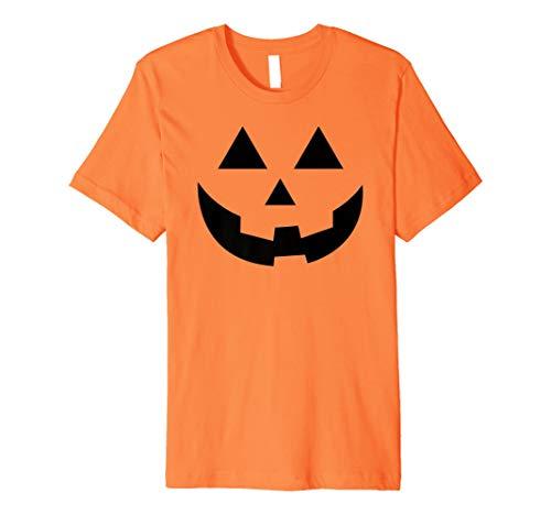 Halloween Kürbis Kostüm TShirt Scary Jack O ()