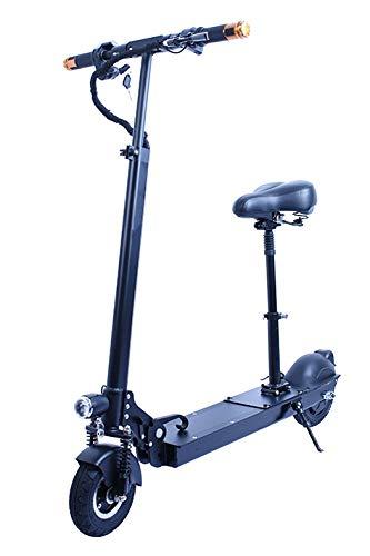 E-Scooter Speed 2.0 38 km/h Leistungstarker Elektroroller Elektro Roller E-Roller 350 Watt, 8,0 AH E Tretroller mit Sitz