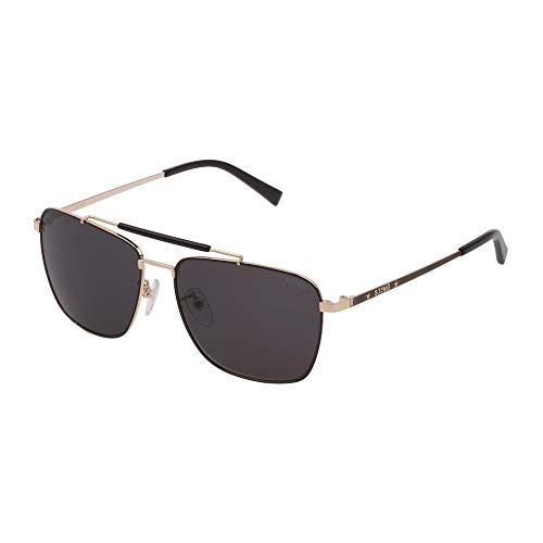 Sting occhiali da sole blink 4 unisex oro rose' lucido lenti smoke sst306 0301 56-15-145