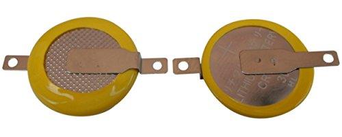 rie Lötfahnen Knopfzelle Tabs Gameboy Color / Advance Spiele ()