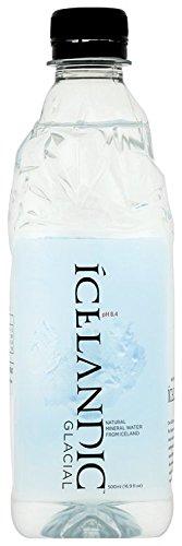 Icelandic Glacial Water 500 ml (Pack of 24)