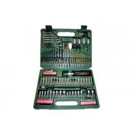 Hitachi-705315M 112Metallbohrer Set, Holz, mapostería, Plas, Steckschlüssel und Bit -
