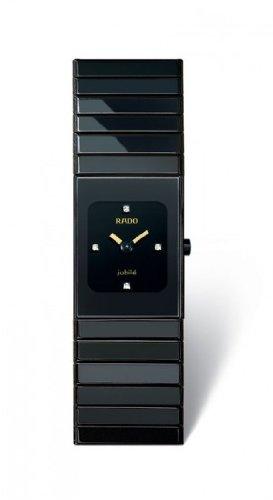 Rado R21540742 R21.540.74.2–Armbanduhr Schwarz