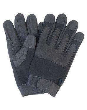 Army Gloves Handschuhe schwarz, Größe: XXL