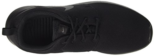 Nike W Roshe One, Entraînement de course femme Negro (Negro (black/black-dark grey))