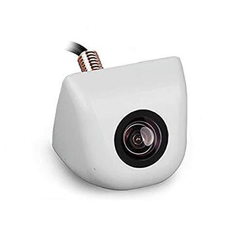 Kamera Auto Heck Webcam HD Umkehr Heckansicht Mini-Objektiv Spannung 12V,White -