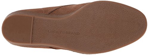 Wedge Chukka Chaussons Bottes Lucky Brand Jeans Junes femme Sesame