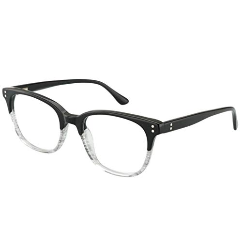 ZY Reading Glasses Multifunktionale Smart Progressive Double-Light-Lesebrille, Multi-Focus-Zoom-Brille/Fern- und Nahdoppeloptik Farbwechsel-Sonnenbrillen