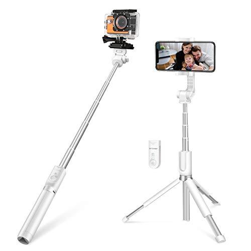 Bluetooth Selfie Stick, BlitzWolf Bastone Selfie con...