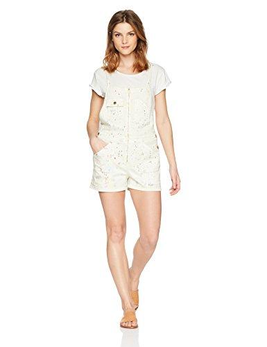 True Religion Damen Vintage Shortall Overall, Abstract Expression, X-Klein -