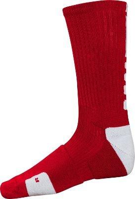 Nike Elite Dri-Fit Chaussettes de sport pour homme rot/weiß (Varsity Red/White/White)