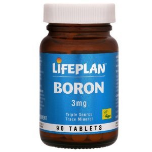 Lifeplan Boron 90 Tablets - CLF-LP-A5215 from Lifeplan