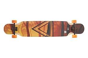 AOB Longboard Dancer Walking Leaf ***Deck is Handmade in Germany***