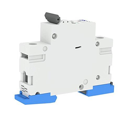 LS-Schalter SEZ C 25A 1-p 10kA VDE Leitungsschutzschalter Sicherungsautomat - 2
