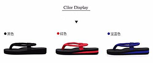 FLYRCX Cari in estate flip flop piedi piatti sandali ciabatte d