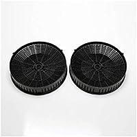 Elica - Jeu de 2 filtres à charbon pour hotte Elica CFC0038668