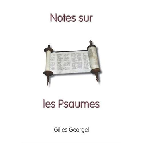 Notes sur les Psaumes