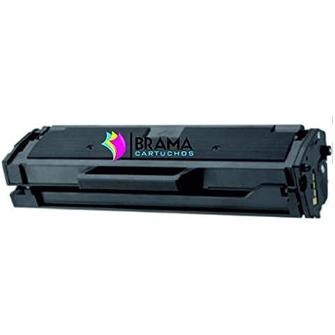 Bramacartuchos - Tóner compatible NON OEM SAMSUNG MLT-D101S, Samsung ML2160, ML2165, ML2165W, Ml2168, SCX3400, SCX3405W, SCX3405, SCX3405FW, SCX3505W, SF 760p (1500 copias)