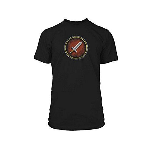 T-Shirt Wow–Dungeon Role DPS–Größe S - Dps-t-shirt
