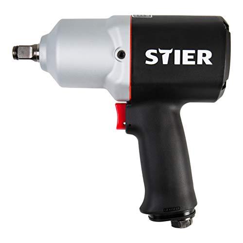 STIER Schlagschrauber 15-PC, 1/2'' Antrieb max. Lösemoment: 1.054 Nm