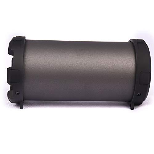 YIEWFI Bluetooth-Lautsprecher, professioneller und praktischer Super-Bass-Bluetooth-Lautsprecher, Auto-Outdoor-Lautsprecher,Black