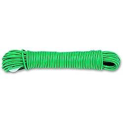 Chapuis FLA1V Corde linge polypropylène + Tendeur D 2,7 mm L 10 m Vert