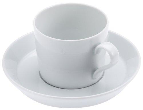 Arzberg 9700/00001/3716 Form Tric 2er Set Kaffeetassen 0,21Ltr. weiß - Arzberg Set