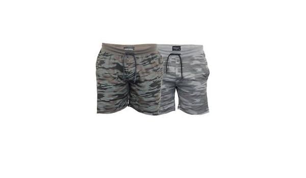 d6544ec9edc7 Brave Soul Herren Hosen Shorts Crewgrey  Amazon.de  Bekleidung