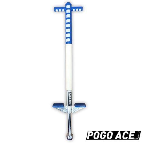 Pogo Stick / Bâton sauteur - Pogo Ace Pogo Stick (pour les enfants de 5-9 ans & jusqu'à 36 kg). Des heures d'amusement & une Construction de Qualité